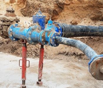 Pipeline Leak